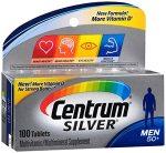 Centrum Silver Mens
